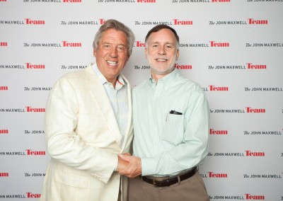 with John Maxwell
